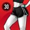 App Icon for Kadınlara Bacak Egzersizleri App in Turkey IOS App Store