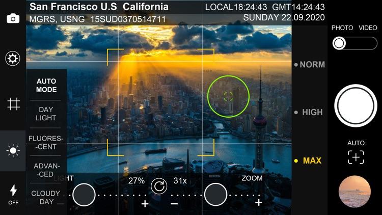 BINOCULARS  35X GPS STAMP screenshot-8
