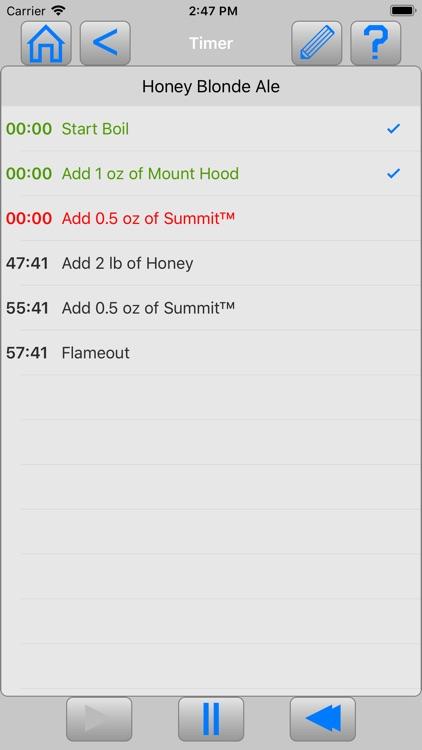 Homebrew Timer screenshot-4