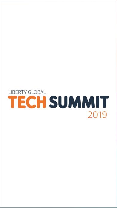 Liberty Global Tech Summit screenshot one