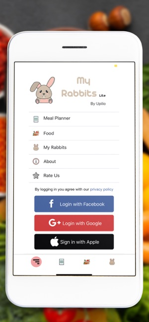 ‎My Rabbits Screenshot