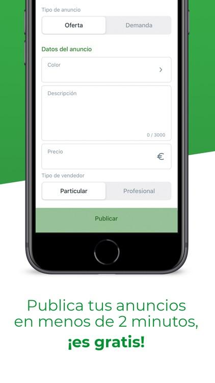 Milanuncios - Comprar y vender screenshot-4