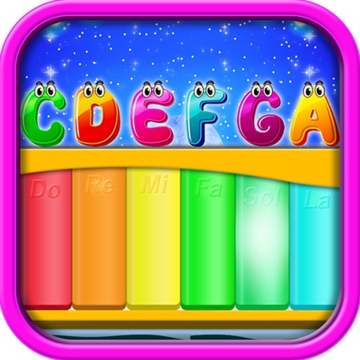 Baby Piano - Children Song icon