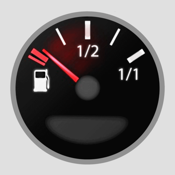 Gas Manager, fuel consumption & cost calculator for vehicles icon