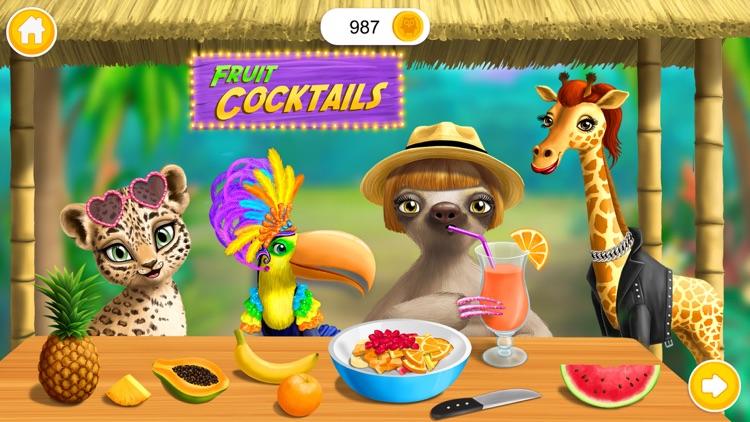 Jungle Animal Hair Salon! screenshot-4