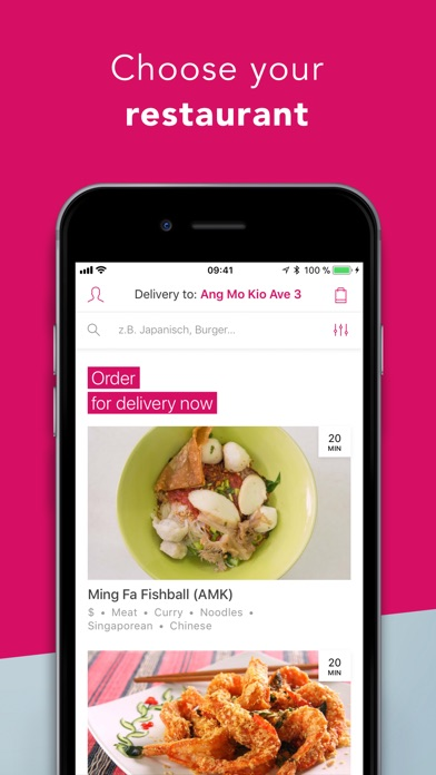 Screenshot for foodpanda - Food Delivery in Philippines App Store