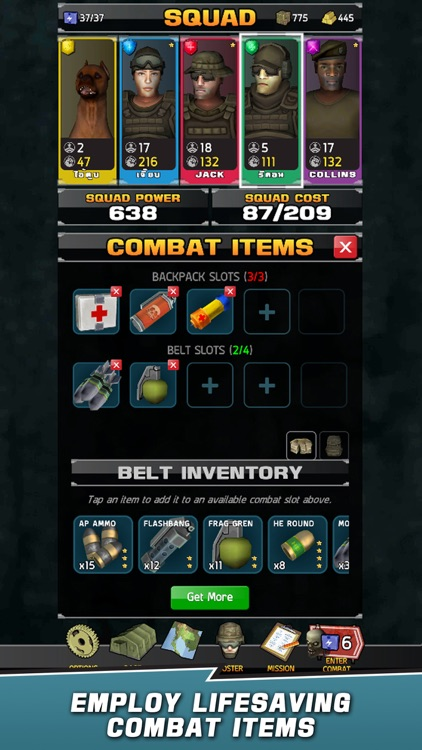 VDV Match 3 RPG: Zombies! screenshot-0