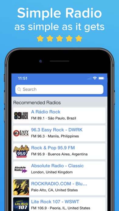 Simple Radio – Live AM FM App wiki review and how to guide