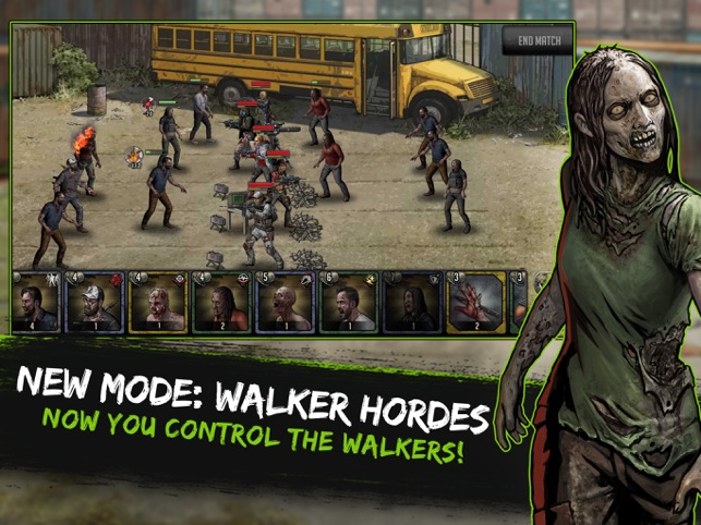 Walking Dead: Road to Survival on the App Store