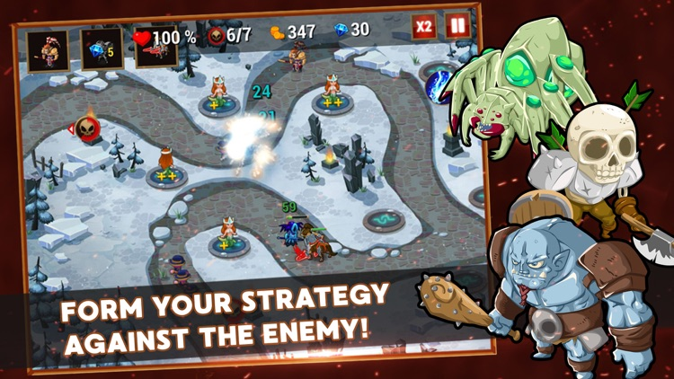 The Exorcists: Tower Defense screenshot-3