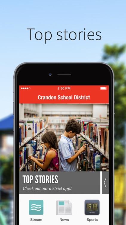 Crandon School District