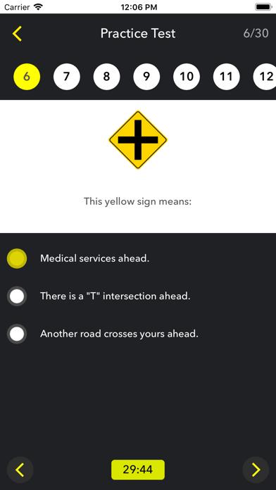 Télécharger DMV Driving Test 2019pour iPhone sur l'App Store (Education)