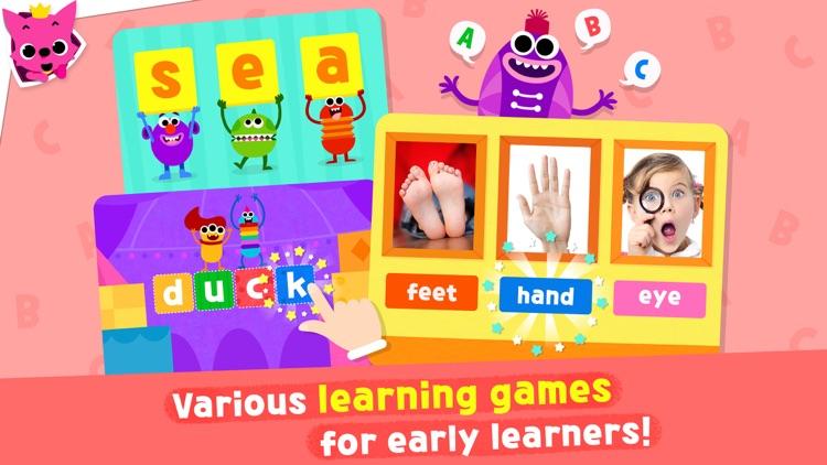 Pinkfong Word Power screenshot-3
