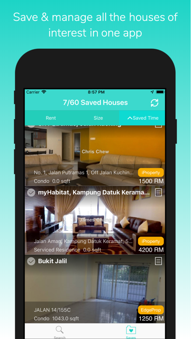 ZUZU Rentals screenshot four