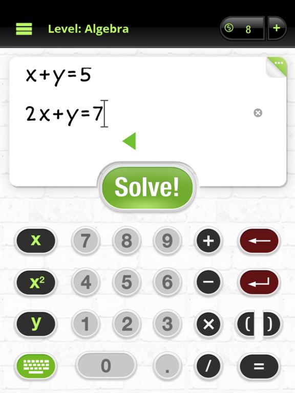 yHomework - Math Solver screenshot