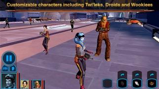 Screenshot for Star Wars™: KOTOR in Austria App Store