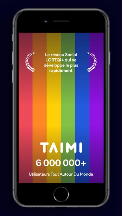 Taimi: rencontre LGBTQ+, Chat