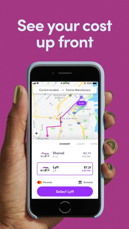 Lyft screenshot-1
