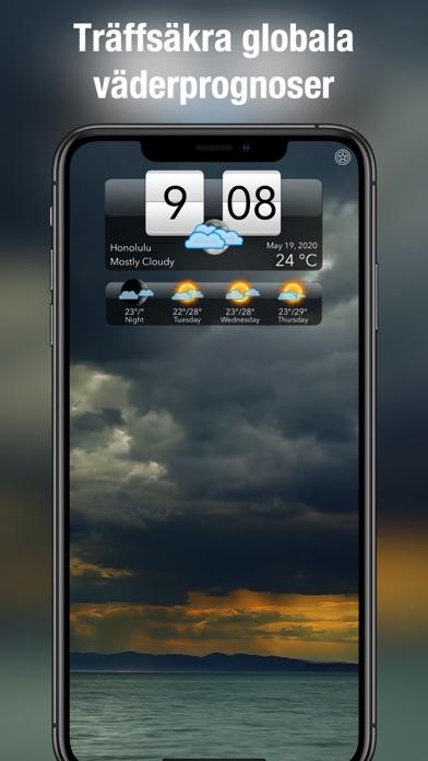 Väder HD Live på PC