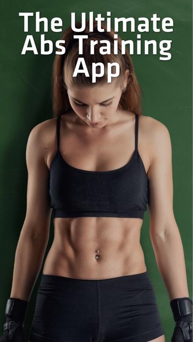 Core & Abs Workout For Women screenshot one