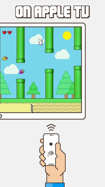 Flappy Family Bird Arcade screenshot-6