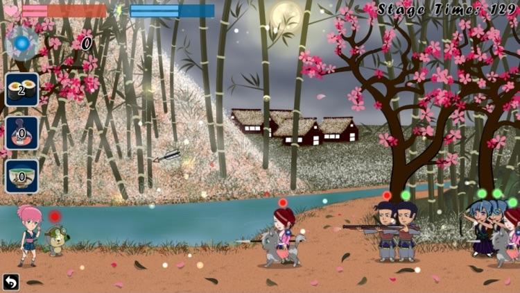 Ninja Girl: RPG screenshot-3