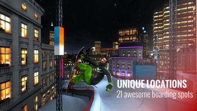 Screenshot from Snowboard Party: World Tour