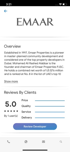 Dubai Projects on the App Store