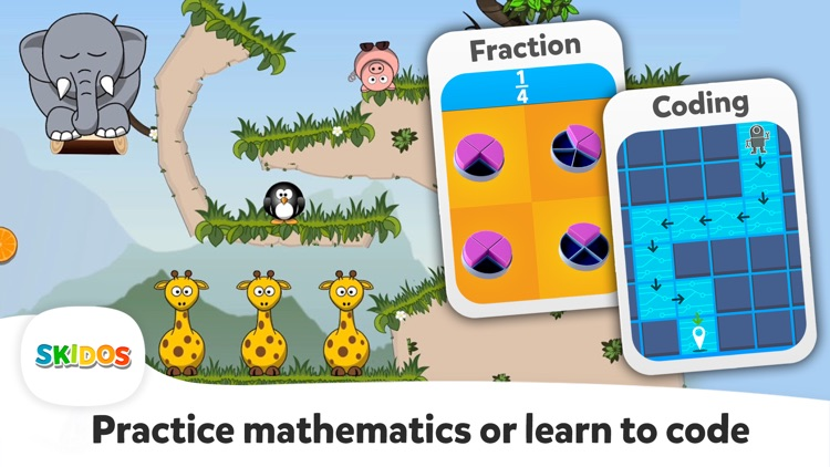 Math Games: Puzzles For Kids screenshot-3