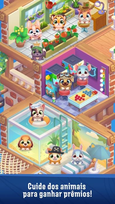 Screenshot for Pet Rescue Puzzle Saga in Brazil App Store