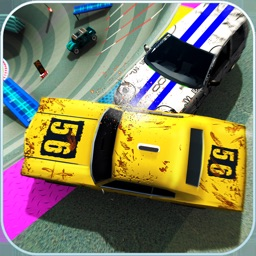 Demolition Derby Real Crash 3D