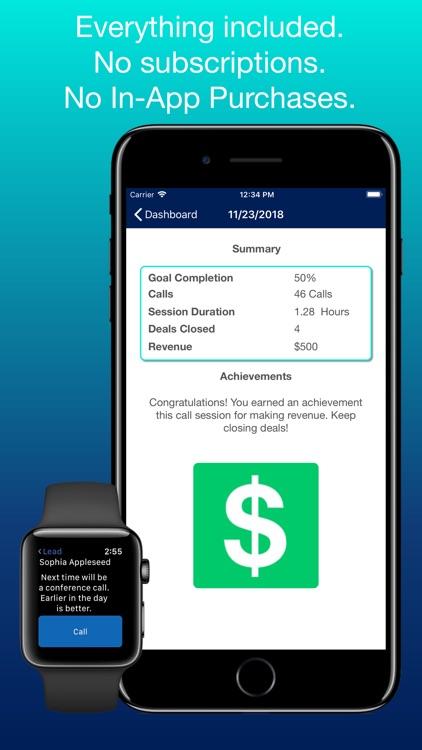 SwiftCall: Auto Dialer & CRM screenshot-8