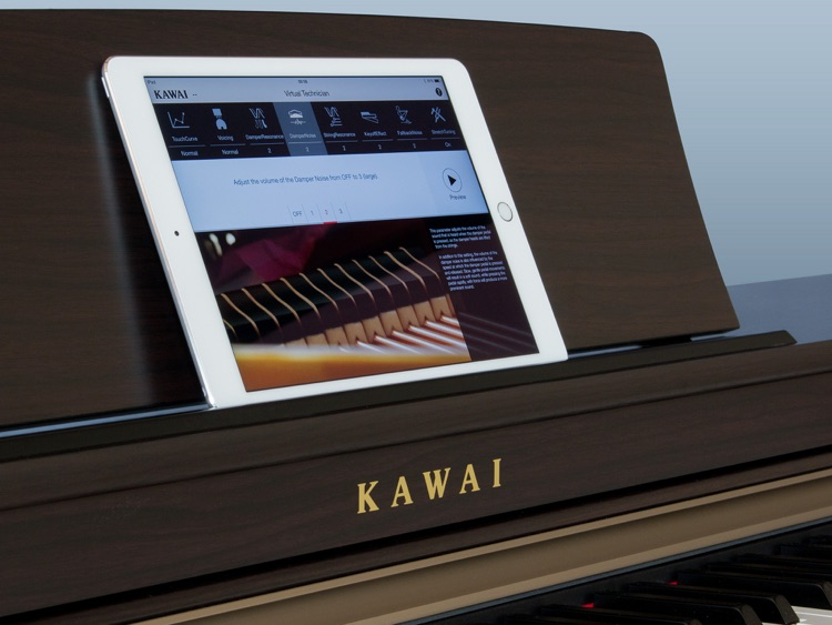 Virtual Technician by Kawai Musical Instruments Manufacturing Co , Ltd