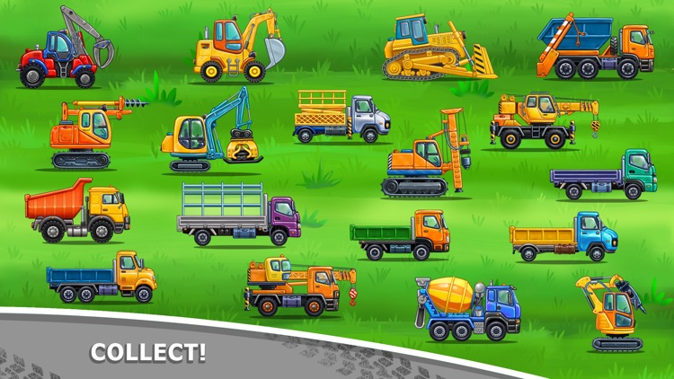 Tractor Games a House Building screenshot-5