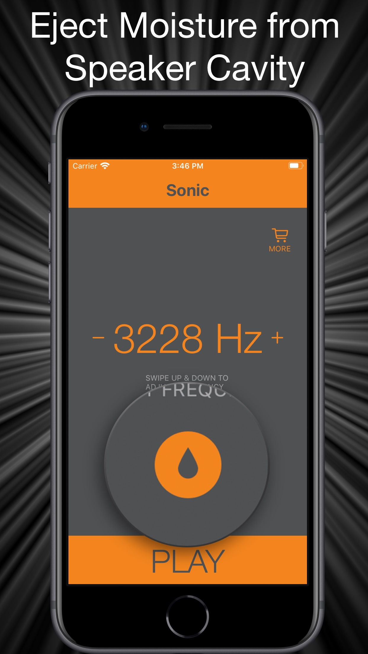 Sonic Ⓥ Screenshot