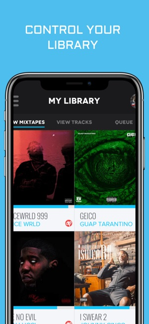 DatPiff - Mixtapes & Music on the App Store