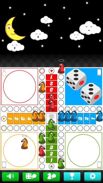 Cờ cá ngựa - Co ca ngua screenshot two