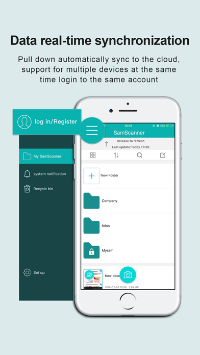 pdf scanner – Wordscanner proScreenshot of 6