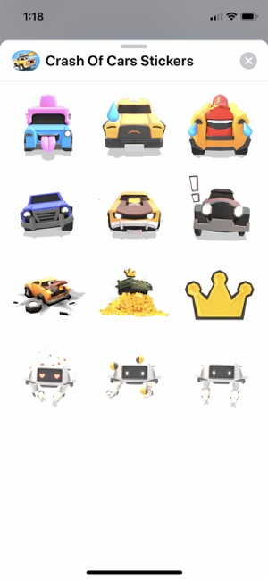Crash of Cars on the App Store