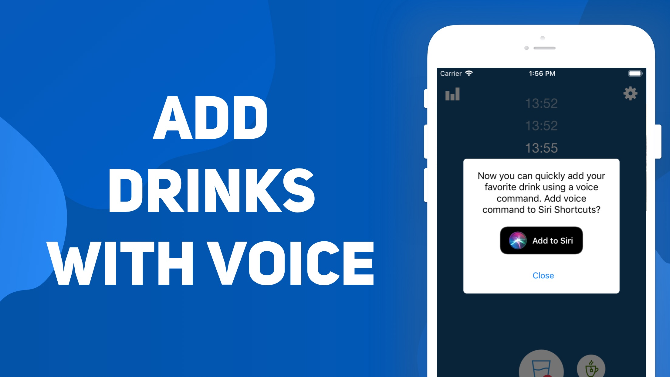 Screenshot do app Drink & Lose Weight