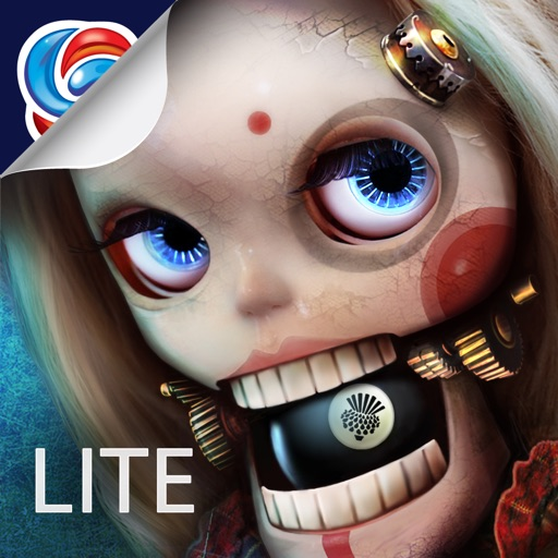 Shadow Shelter Lite: spooky hidden object adventure icon