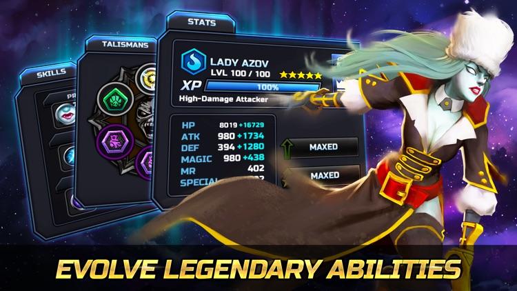 Legacy of the Beast screenshot-3