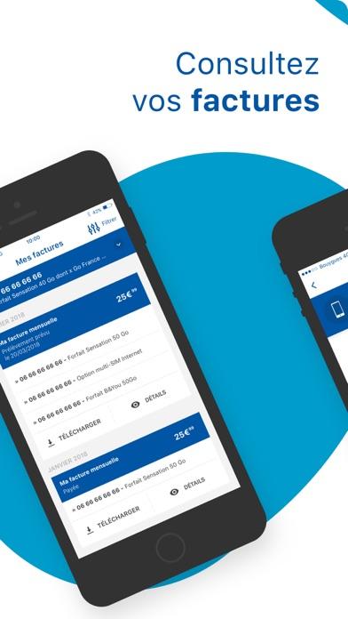 Screenshot #3 pour Espace Client Bouygues Telecom