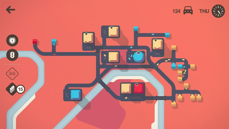 Mini Motorways screenshot-3