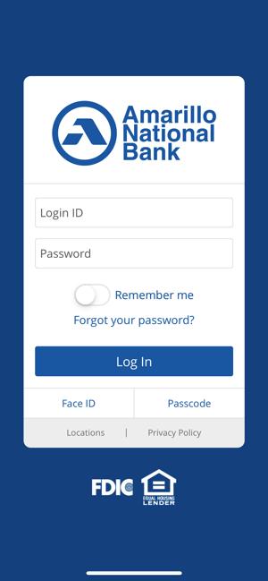 App Store 上的 Amarillo National Bank