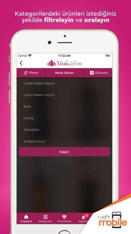 Moda Selvim : Modada Tercihim screenshot-4