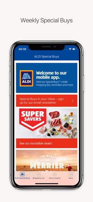 ALDI Australia on the App Store