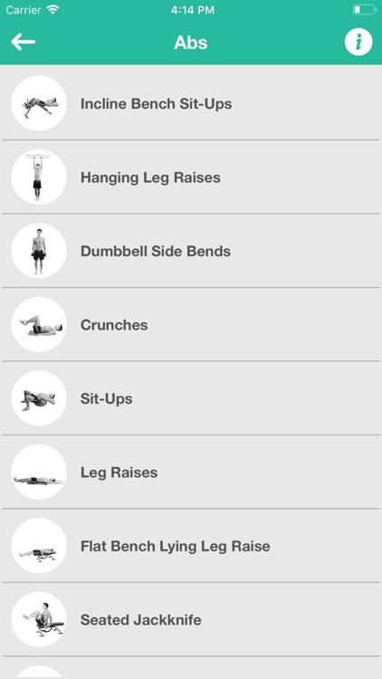 Health Fitness Exercises