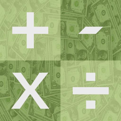 Calculator Dollar Design