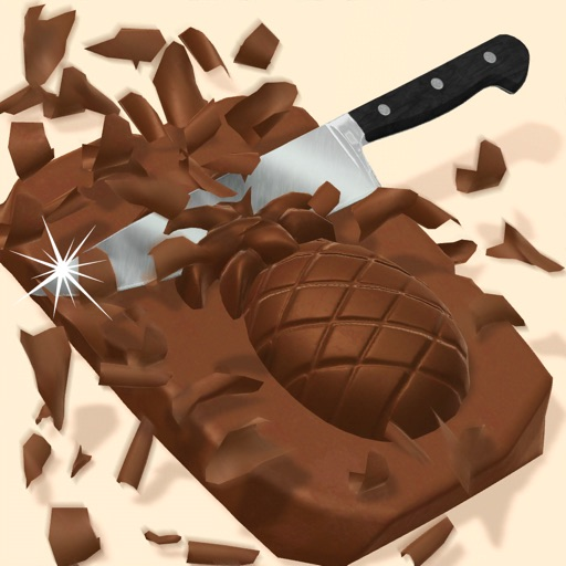Chocolate Cutting Art